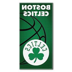 nba boston celtics emblem beach