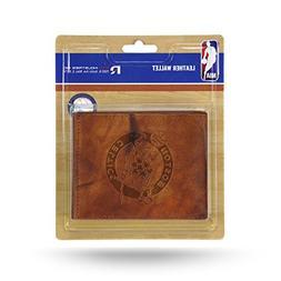 NBA Boston Celtics Embossed Leather Billfold Wallet