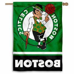 NBA Boston Celtics House Flag and Banner