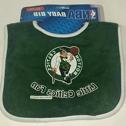 NBA Boston Celtics - Infant Newborn Baby Bib green Official