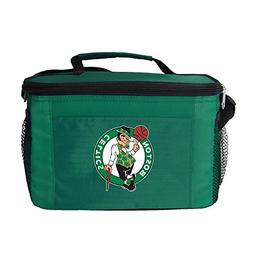 NBA Boston Celtics Insulated Lunch Cooler Bag with Zipper Cl