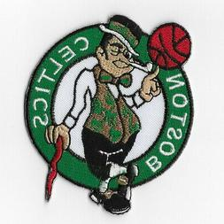NBA Boston Celtics Iron on Patches Embroidered Badge Patch A