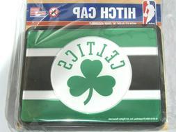 NBA Boston Celtics Laser Cut Trailer Hitch Cap Cover Univers