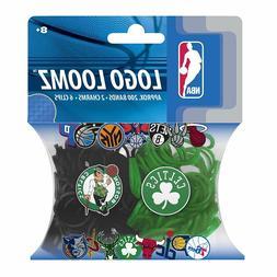 NBA Boston Celtics Logo Loomz 2 Charm Filler Pack by Forever