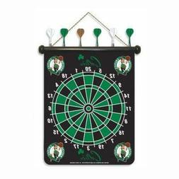 nba boston celtics magnetic dart board set