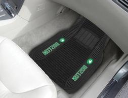 FANMATS NBA Boston Celtics Nylon Face Deluxe Car Mat
