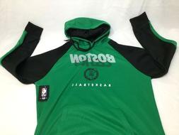NBA Boston Celtics Practice Wicking Hoodie Hooded Sweatshirt