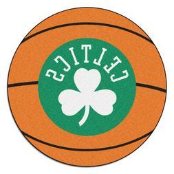 "Fanmats NBA Boston Celtics Roundel Mat Area Rug Bath Mat 27"""