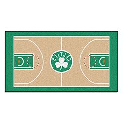 FANMATS NBA Boston Celtics Nylon Face NBA Court Runner-Large