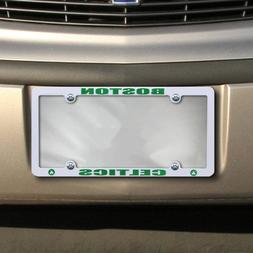 "NBA Celtics Plastic Frame, 15 x 8"", Logo Color"
