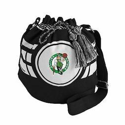 Littlearth NBA Ripple Drawstring Bucket Bag Boston Celtics N