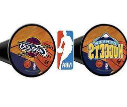 "NBA TOW HITCH COVER car/truck/suv trailer 2"" receiver plug c"