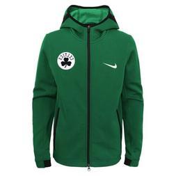 Nike NBA Youth Boston Celtics Showtime Full Zip Hoodie