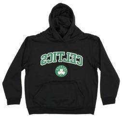 Outerstuff NBA Youth Boston Celtics Team Logo Fleece Hoodie,