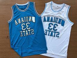 NCAA Indiana State University Larry Bird #33 Boston Celtics