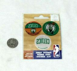 New NBA Boston Celtics Adhesive Fabric Jersey Jacket Patch P