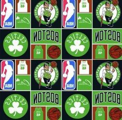"NEW NBA Boston Celtics Basketball Sports Valance Curtain 42"""