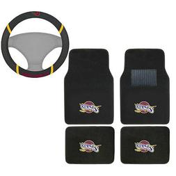 New NBA Cleveland Cavaliers Car Truck Carpet Floor Mats & St