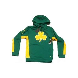 NWT NEW Boston Celtics Nike Men's Pullover Hoodie Embroiled