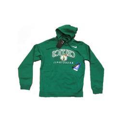NWT NEW Boston Celtics Nike Men's Pullover Hoodie Sweatshirt