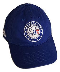 Philadelphia 76ers Slouch Adjustable Adidas Hat - Osfa - EV5