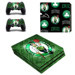 PS4 Pro Console Controllers Vinyl Skin Stickers Decals NBA B