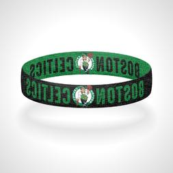 Reversible Boston Celtics Bracelet Wristband Go Celtics