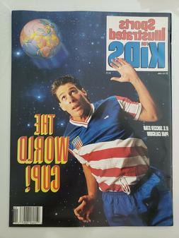 SPORTS ILLUSTRATED FOR KIDS MAGAZINE JUNE 1990 GREAT CONDITI
