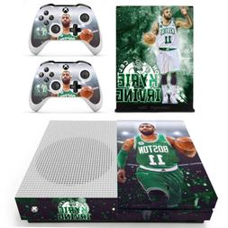 Xbox one S Slim Console Controller Vinyl Sticker Kyrie Irvin